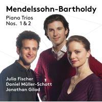 Piano trios numéros 1 et 2