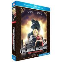 Fullmetal Alchemist Brotherhood Partie 1, Edition saphir Blu-Ray