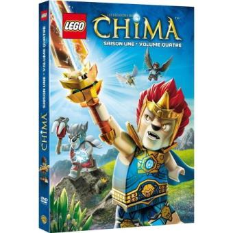 Lego lego les l gendes de chima saison 1 volume 4 dvd - Chima saison 2 ...