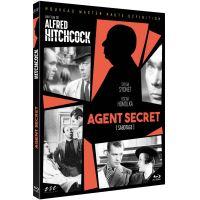Agent Secret Blu-ray