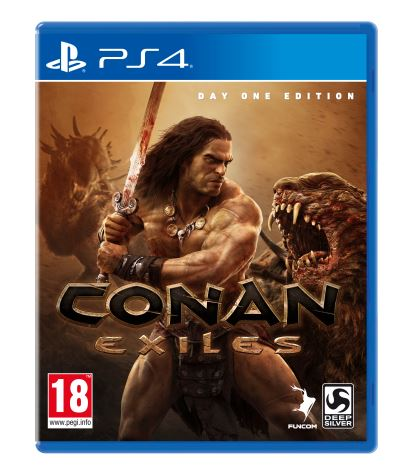 Conan Exiles Edition Collector PS4