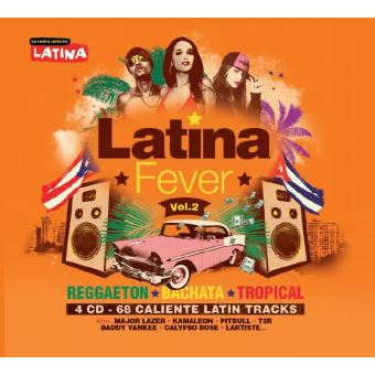 Latina Fever 2019 Volume 2