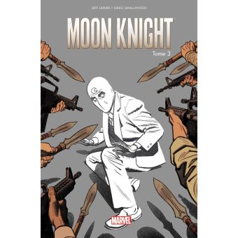 Moon knightMoon Knight All-new All-different