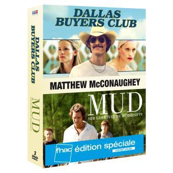Matthew McConaughey  Coffret 2 films DVD