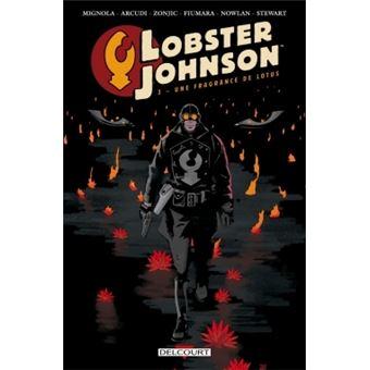 Lobster JohnsonLobster Johnson T3 - Une fragrance de lotus