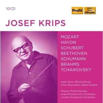 JOSEF KRIPS/10CD