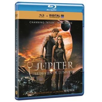 Jupiter Le destin de l'Univers Blu-ray