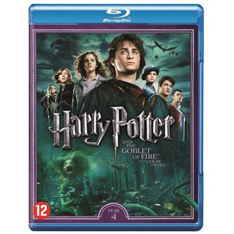 HARRY POTTER 4:GOBLET OF FIRE-BIL-BLURAY