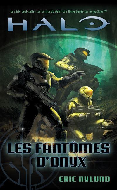 Halo, T4 : Les Fantômes d'Onyx