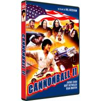 Cannonball II - VHS