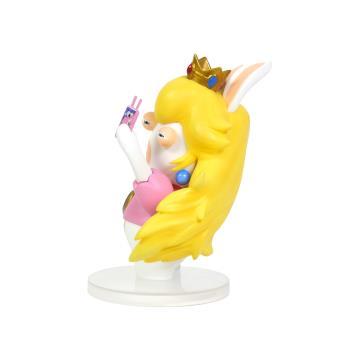 Mario & Rabbids Kingdom Battle - Peach 3-INCH Figurine