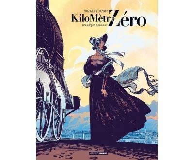 Kilomètre Zéro - volume 01