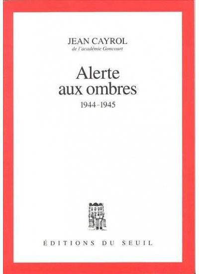 Alerte aux ombres (1944-1945)