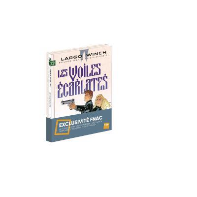 Largo Winch Tamponné, Numéroté et Signé Exclusivité Fnac.com - Bi Pack Tome 21 et Tome 22