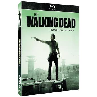 The Walking DeadThe Walking Dead Saison 3 Blu-ray