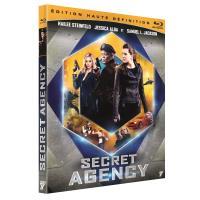 Secret agency Blu-ray