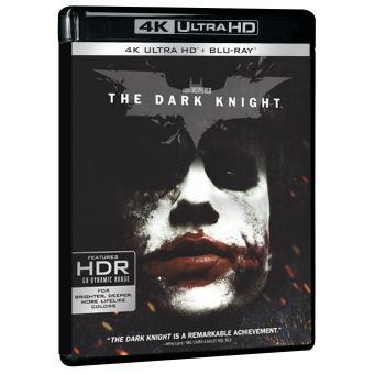 BatmanThe Dark Knight, le Chevalier Noir Edition Limitée Blu-ray 4K Ultra HD