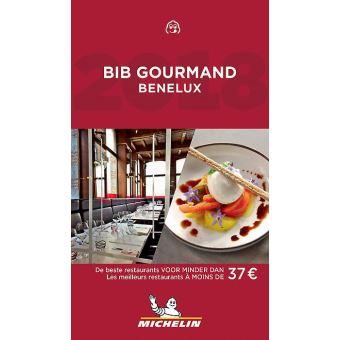 Guide Bib Gourmand Benelux