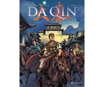 Da Qin T02 Le Voyage vers l'est