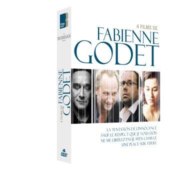 Fabienne godet coffret 4 films