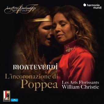 L'incoronazione Di Poppea Inclus DVD