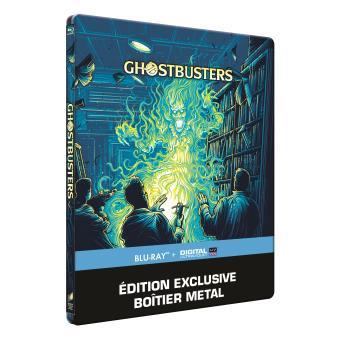 SOS FantômesSOS fantômes Steelbook Pop Art Blu-ray