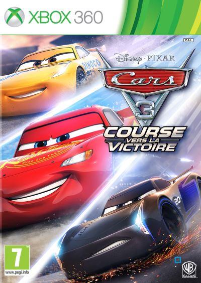 Cars 3 Course Vers la Victoire Xbox 360