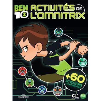 Ben 10Ben 10 - Activités de l'Omnitrix