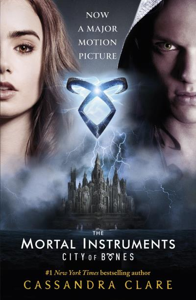 The Mortal Instruments - Movie Tie-in : City of bones