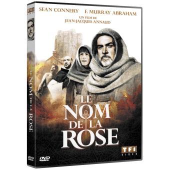 Le nom de la rose DVD