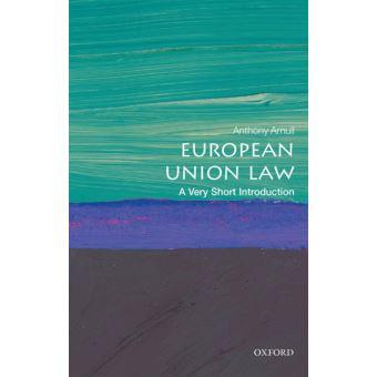 European Union Law: A Very Short Introduction - ePub