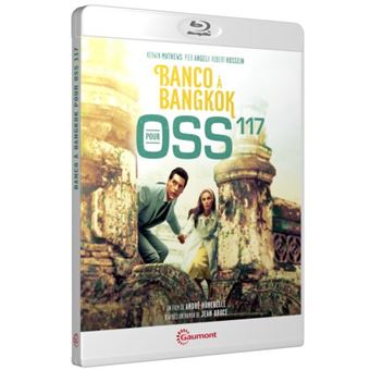 BANCO A BANGKOK POUR OSS 117-FR