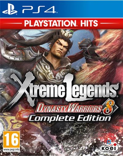Dynasty Warriors 8 Xtreme Legends Playstation Hits Edition Complète PS4