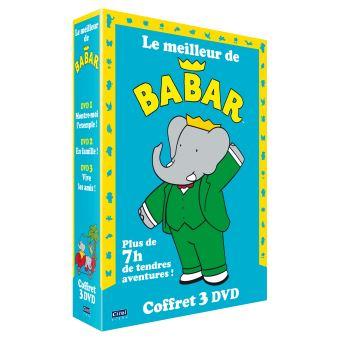 BabarCoffret Babar DVD