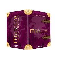 Merlin - Coffret intégral des Saisons 1 à 5 DVD