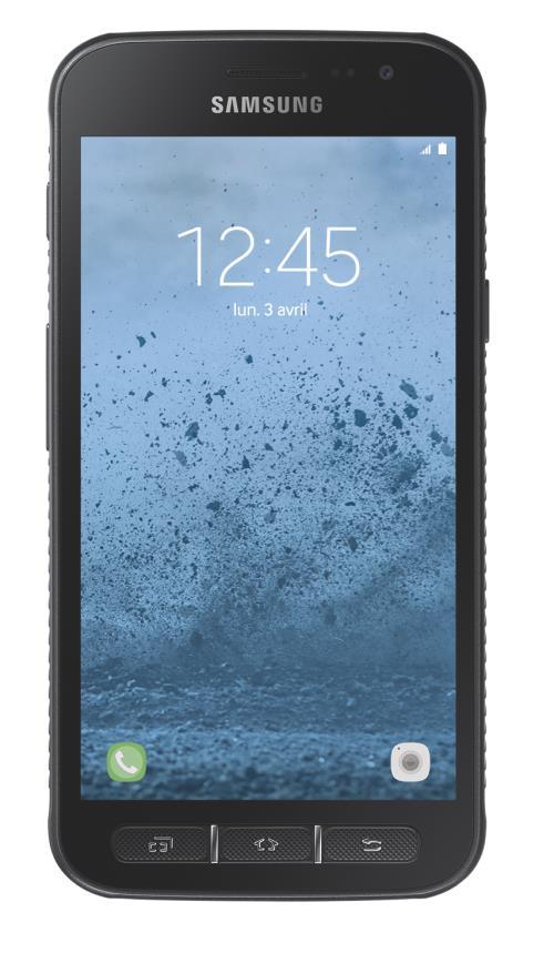 DziNS4u : technologie et bien être Smartphone-Samsung-Galaxy-Xcover-4-16-Go-Noir Samsung Galaxy Xcover 4 - IP68 - 1.4 GHz - 16 Go - 13/5 MP - 4G - Android 7