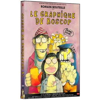 Le Graphique de Boscop DVD