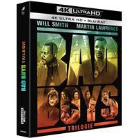 Coffret Bad Boys Trilogie Blu-ray 4K Ultra HD