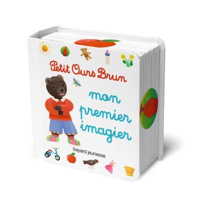 Petit Ours Brun -  : Mon premier imagier Petit Ours Brun