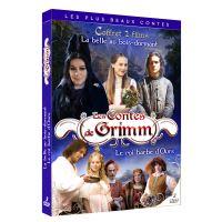 Coffret Les Contes de Grimm 2 Films DVD
