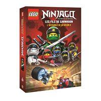 Lego Ninjago Saison 8 DVD