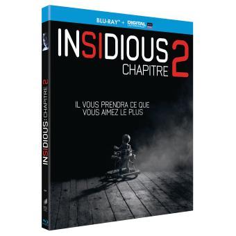 InsidiousInsidious : Chapitre 2 - Blu-Ray