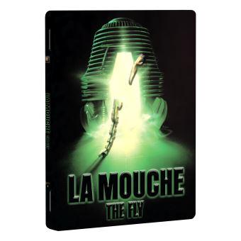 La MoucheLa Mouche Boîtier Métal Exclusivité Fnac Blu-ray
