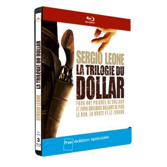Trilogie du dollar Edition Fnac Coffret Blu-Ray