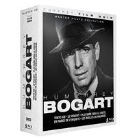 Coffret Bogart Blu-ray
