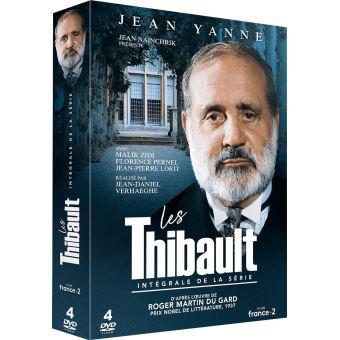 Les ThibaultLes Thibault L'intégrale DVD