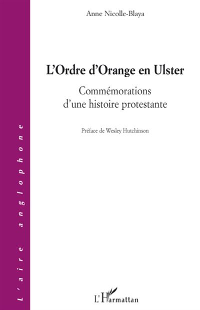 L'ordre d'Orange en Ulster