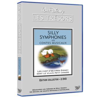 Les Trésors de Walt DisneyLes contes musicaux DVD