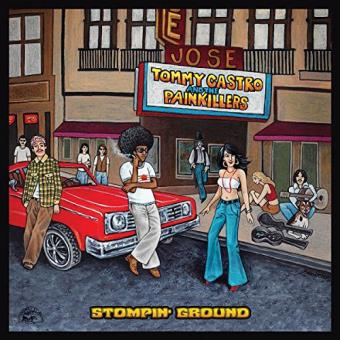 Stompin ground/featuring the painkillers