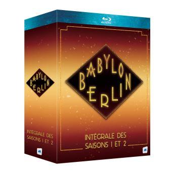 Babylon BerlinCoffret Babylon Berlin Saisons 1 et 2 Blu-ray